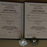 Hodowla Etruria Polonia FCI odznaka honorowa ZKwP